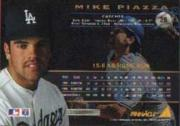 1994 Pinnacle #28 Mike Piazza back image