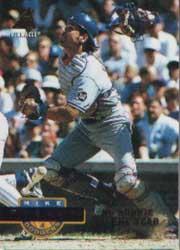 1994 Pinnacle #28 Mike Piazza