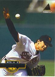 1994 Pinnacle #295 Mike Mussina