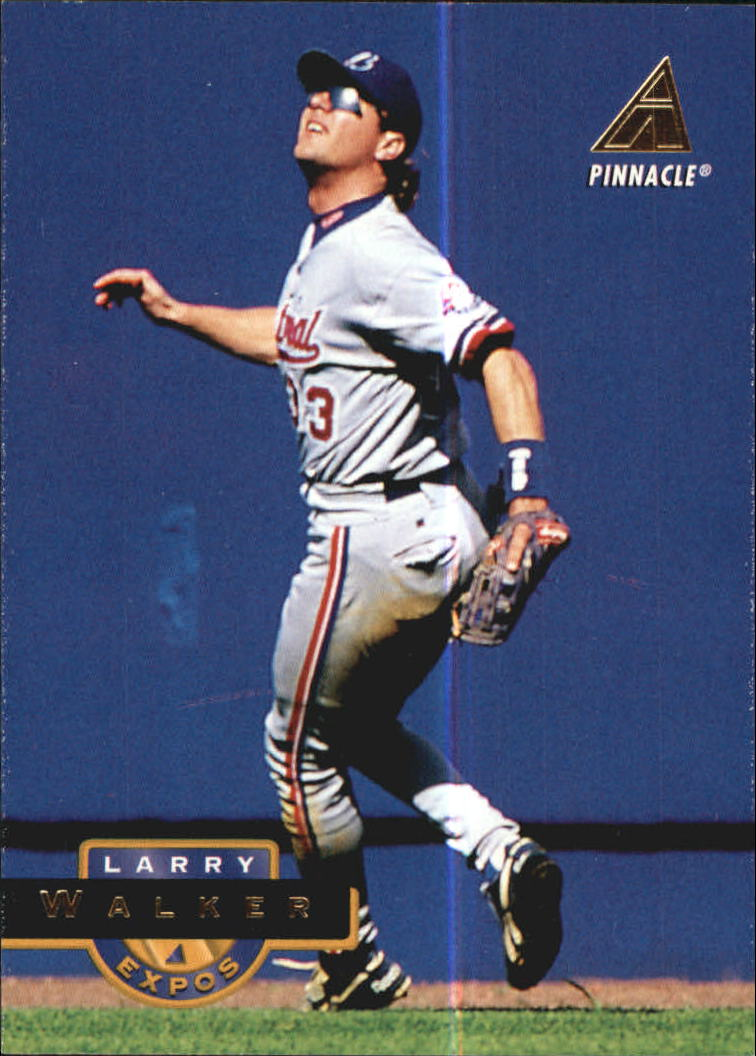 1994 Pinnacle #310 Larry Walker