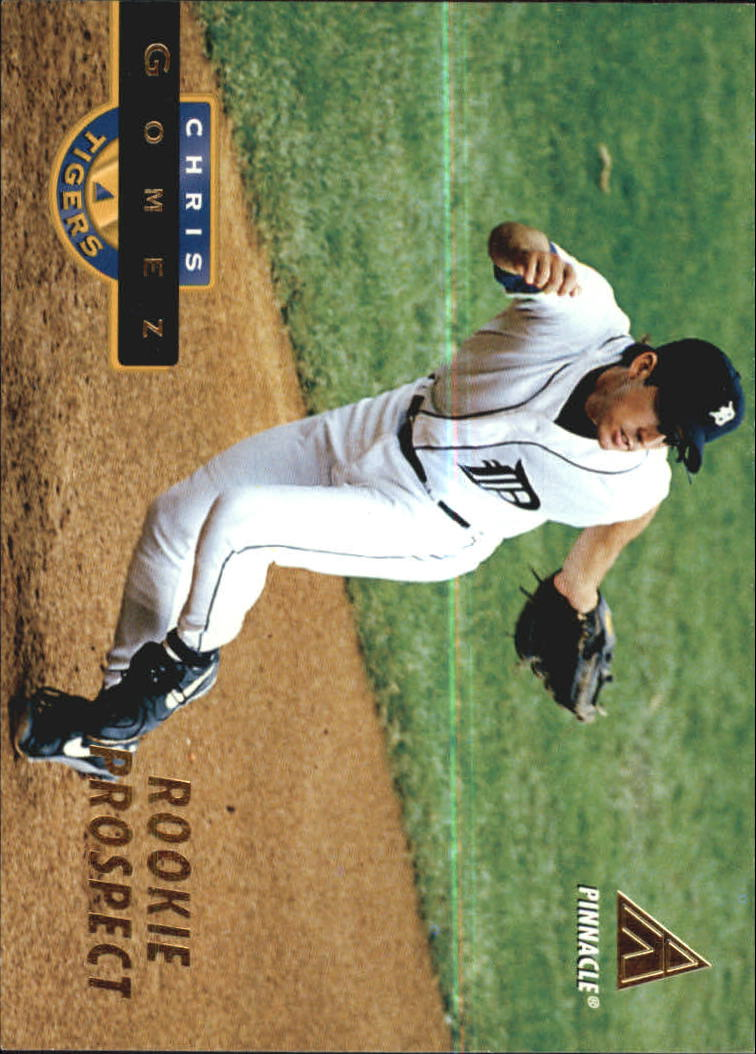 1994 Pinnacle #414 Chris Gomez