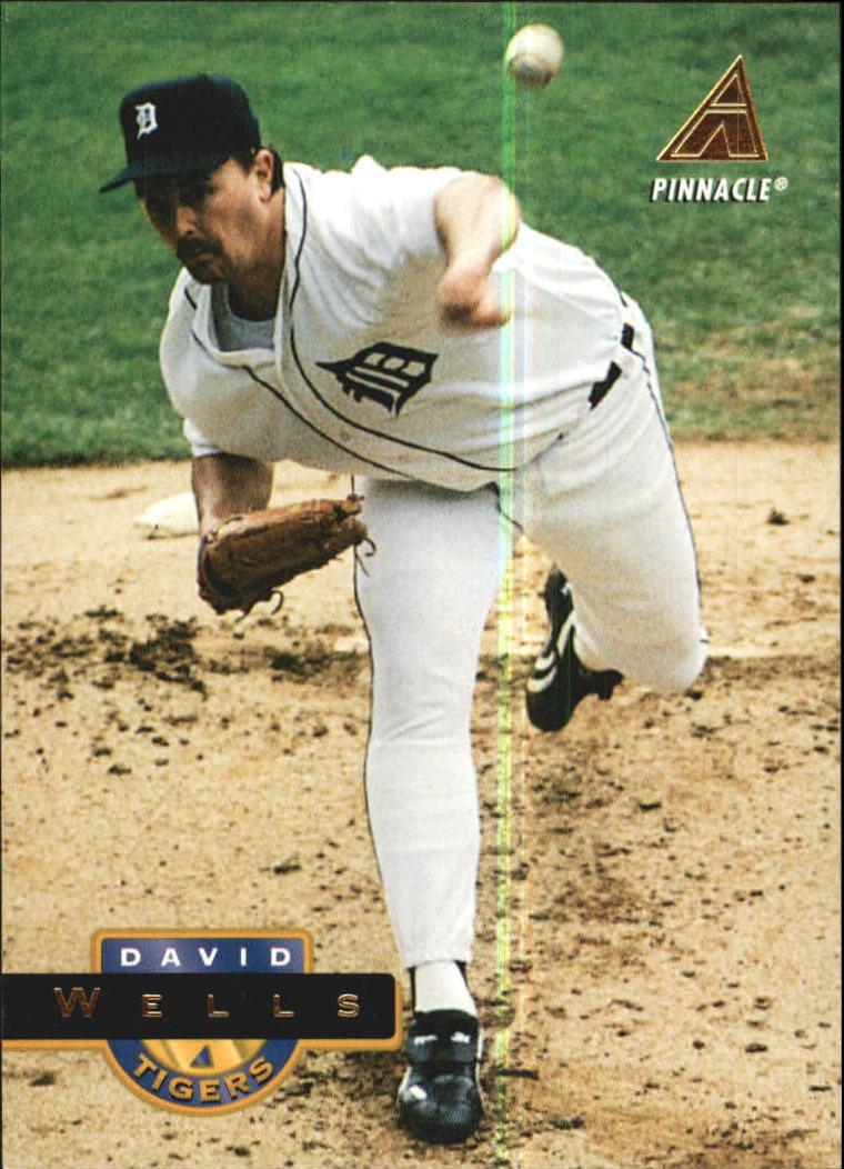 1994 Pinnacle #464 David Wells