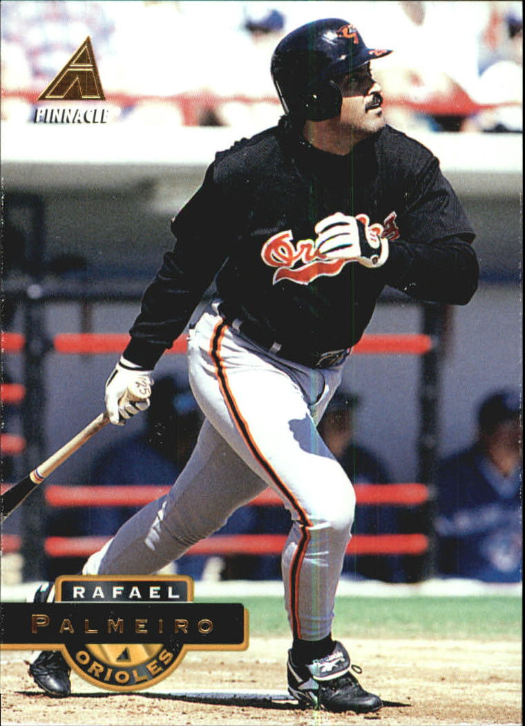 1994 Pinnacle #493 Rafael Palmeiro