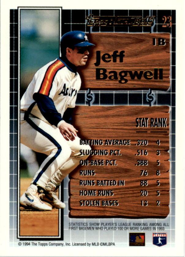 1994-Topps-Black-Gold-Baseball-1-38-Your-Choice-GOTBASEBALLCARDS thumbnail 34