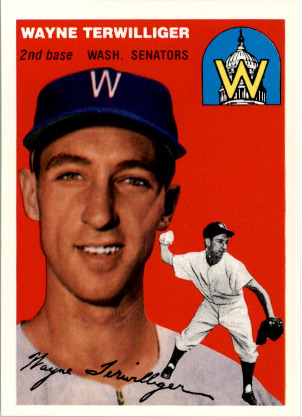 1994 Topps Archives 1954 #73 Wayne Terwilliger