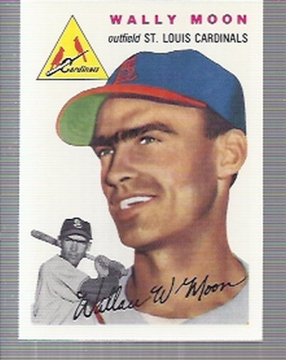 1994 Topps Archives 1954 #137 Wally Moon