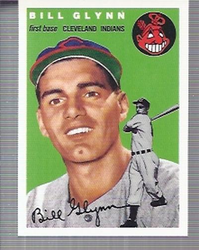 1994 Topps Archives 1954 #178 Bill Glynn