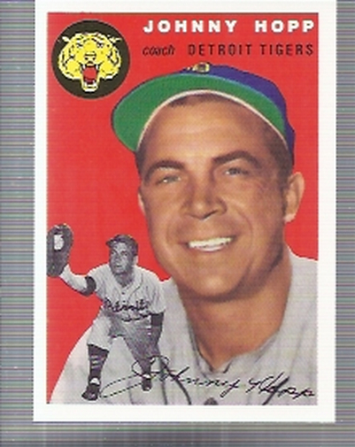 1994 Topps Archives 1954 #193 Johnny Hopp CO