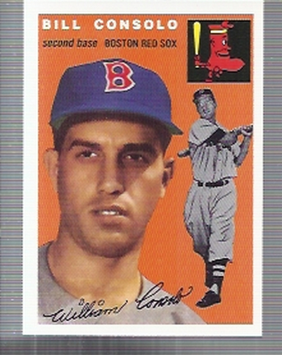 1994 Topps Archives 1954 #195 Bill Consolo