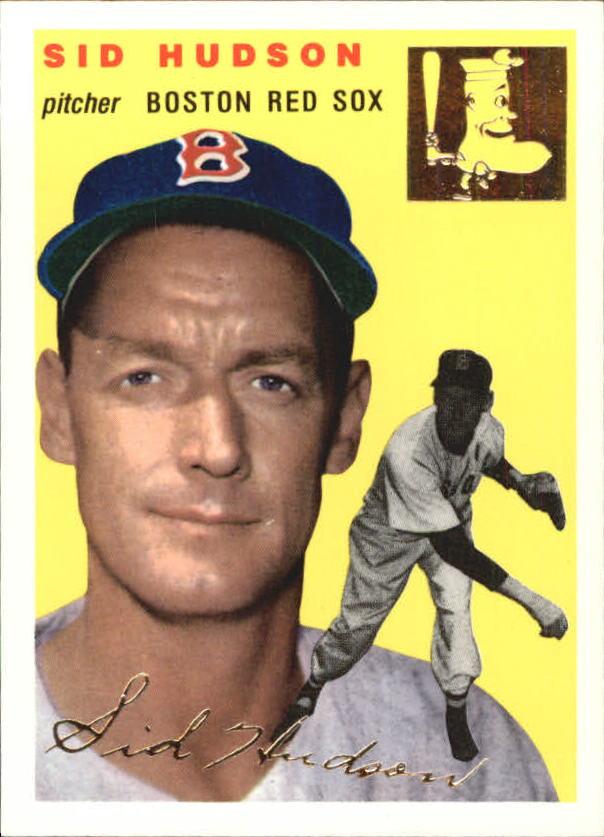 1994 Topps Archives 1954 Gold #93 Sid Hudson