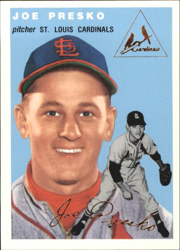 1994 Topps Archives 1954 Gold #135 Joe Presko