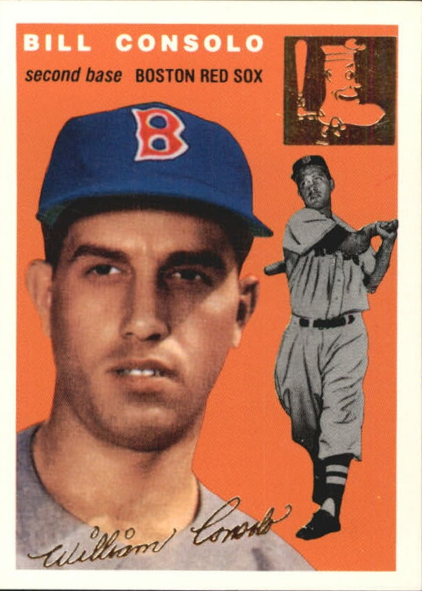 1994 Topps Archives 1954 Gold #195 Bill Consolo