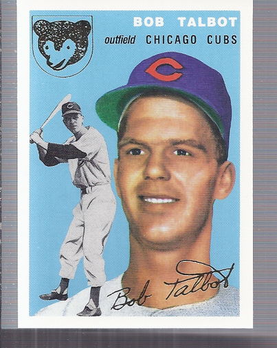 1994 Topps Archives 1954 Gold #229 Bob Talbot