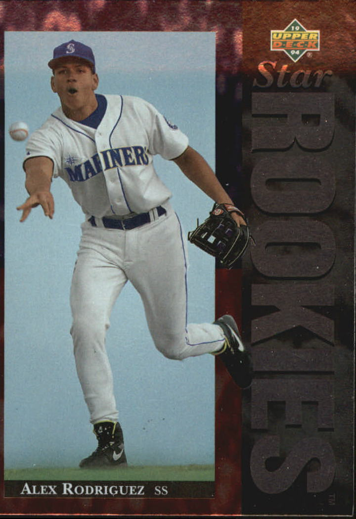 1994 Upper Deck #24 Alex Rodriguez RC