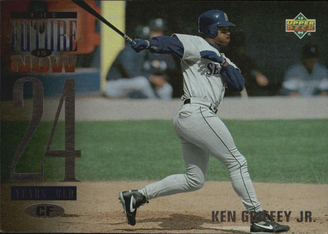 1994 Upper Deck #53 Ken Griffey Jr. FUT