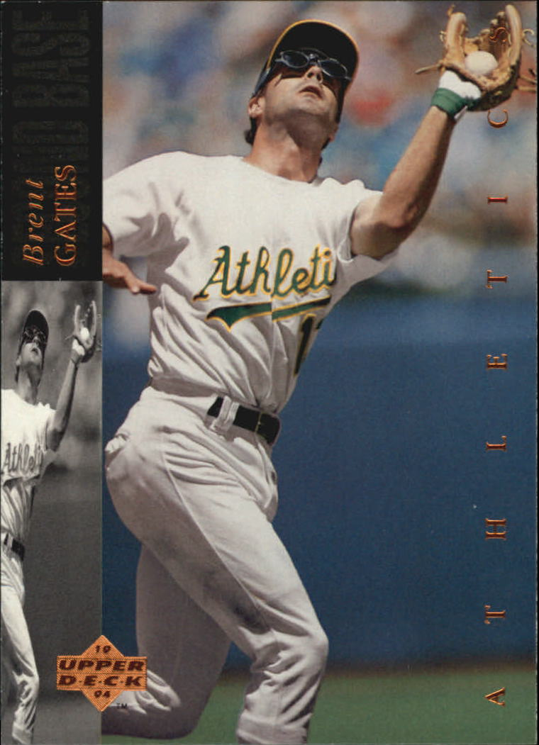 1994 Upper Deck #110 Brent Gates