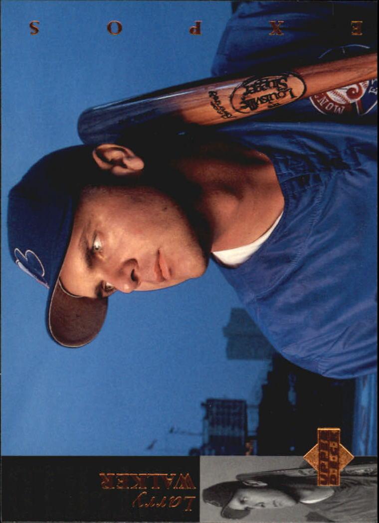 1994 Upper Deck #370 Larry Walker
