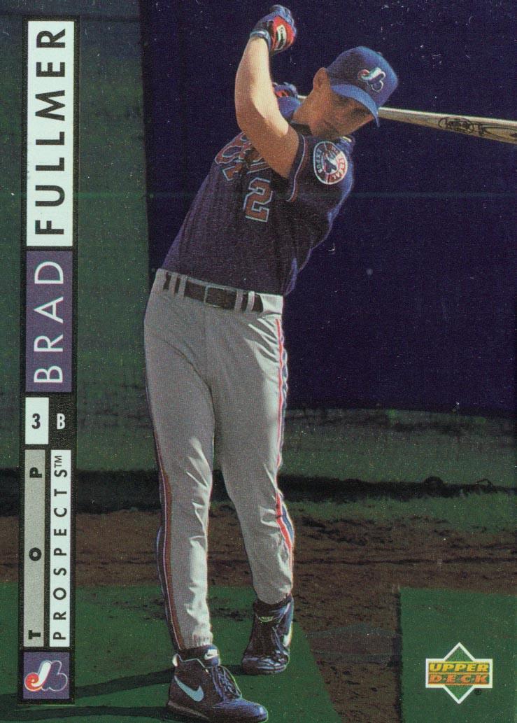 1994 Upper Deck #532 Brad Fullmer RC