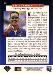 1994-Upper-Deck-Electric-Diamond-Baseball-1-249-Your-Choice-GOTBASEBALLCARDS thumbnail 12