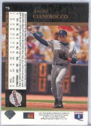 1994-Upper-Deck-Electric-Diamond-Baseball-1-249-Your-Choice-GOTBASEBALLCARDS thumbnail 20