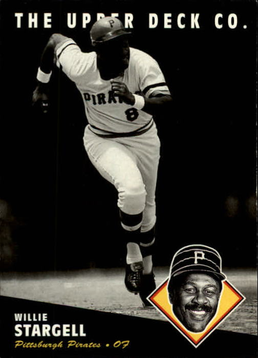 1994 Upper Deck All-Time Heroes #95 Willie Stargell