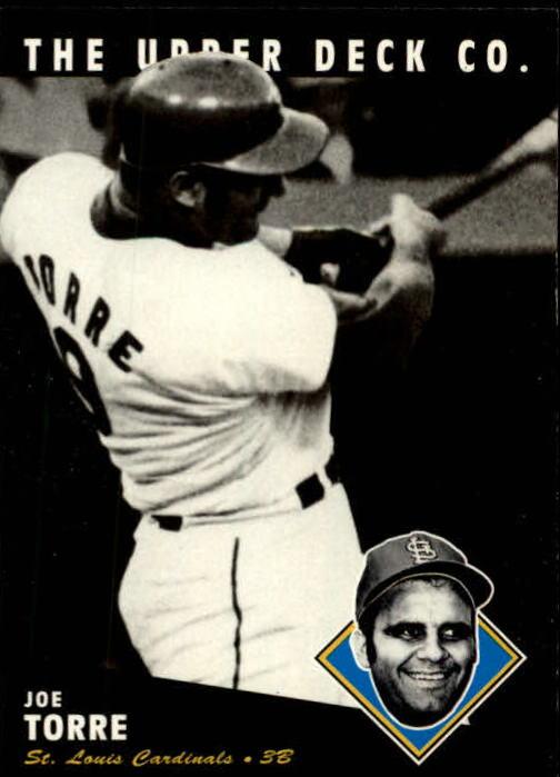 1994 Upper Deck All-Time Heroes #186 Joe Torre