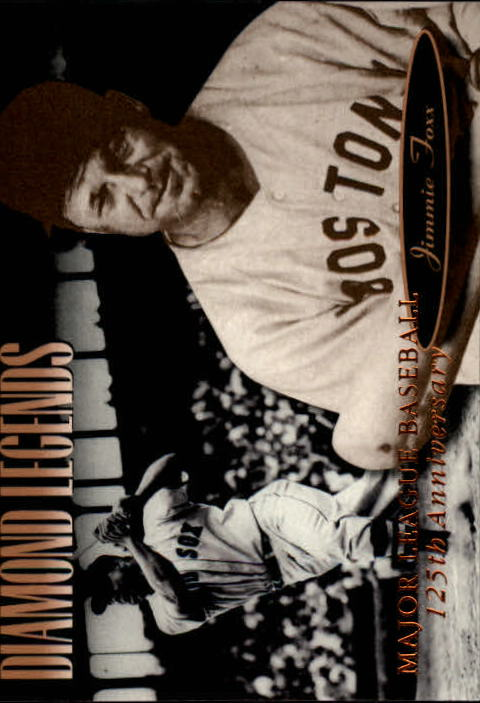 1994 Upper Deck All-Time Heroes 125th Anniversary #169 Jimmie Foxx