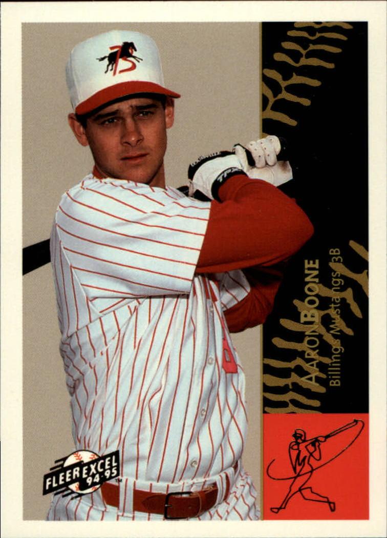 1994-95 Excel #172 Aaron Boone