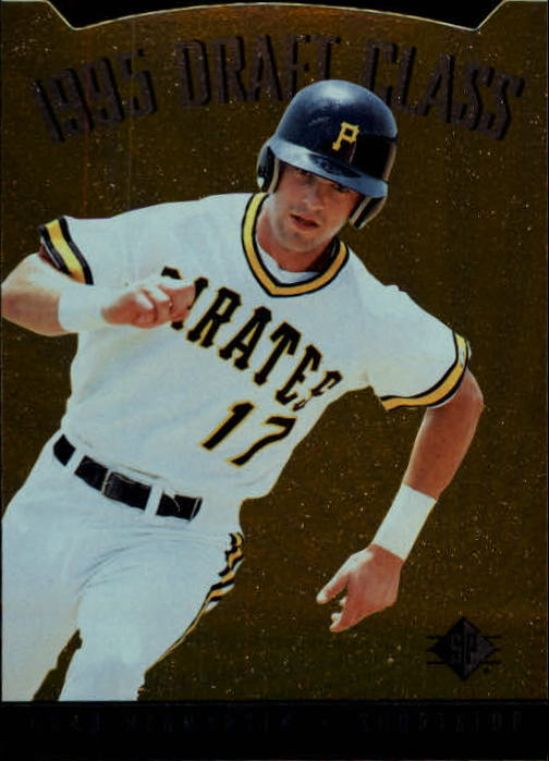 1995 SP Top Prospects #106 Chad Hermansen DRAFT