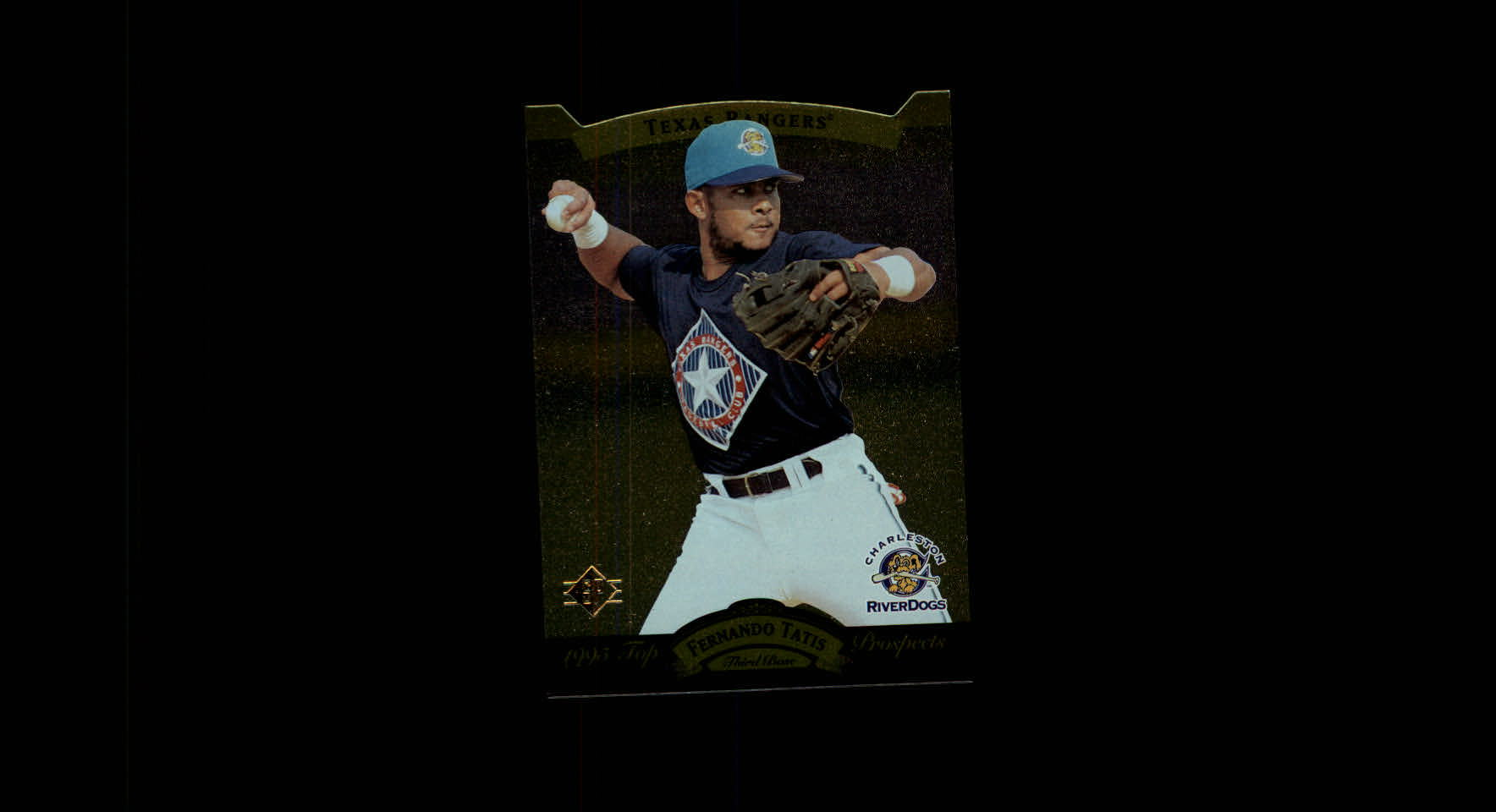 1995 SP Top Prospects #157 Fernando Tatis