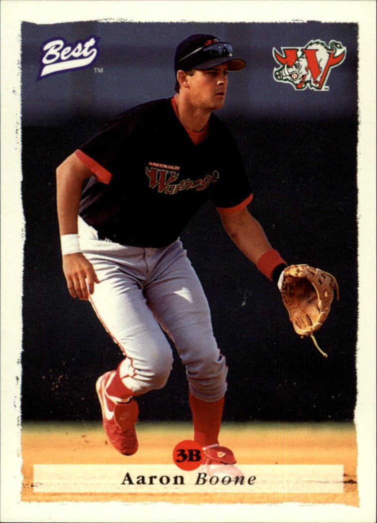 1995 Best #65 Aaron Boone