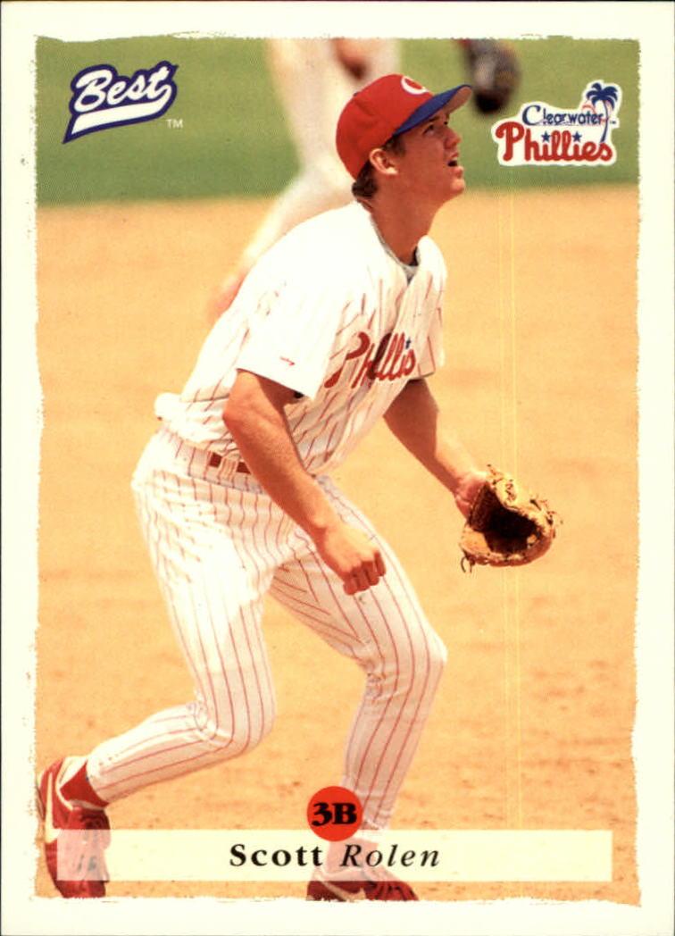 1995 Best #89 Scott Rolen