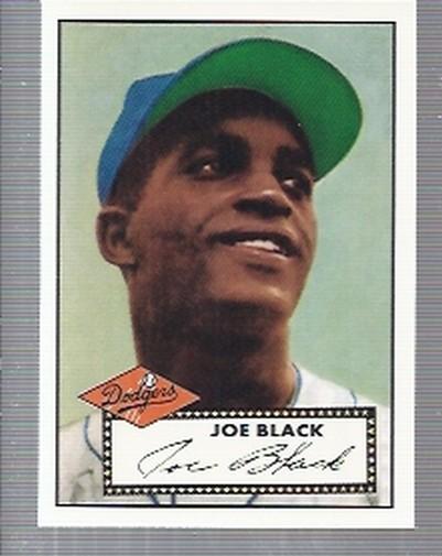 1995 Topps Archives Brooklyn Dodgers #22 Joe Black