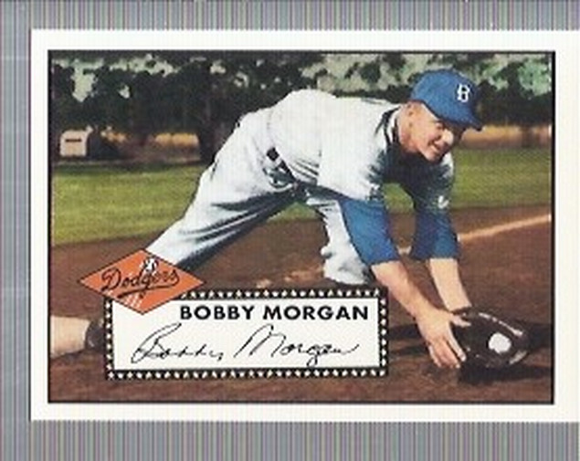 1995 Topps Archives Brooklyn Dodgers #26 Bobby Morgan