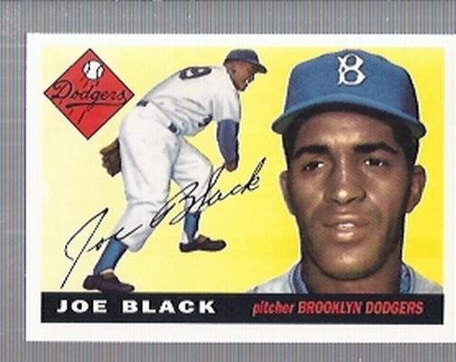 1995 Topps Archives Brooklyn Dodgers #104 Joe Black