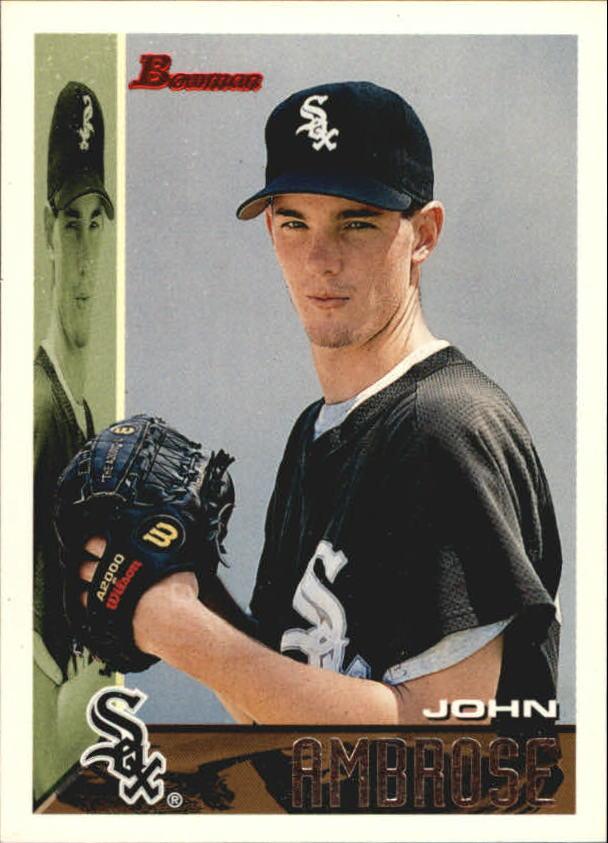 1995 Bowman #26 John Ambrose RC