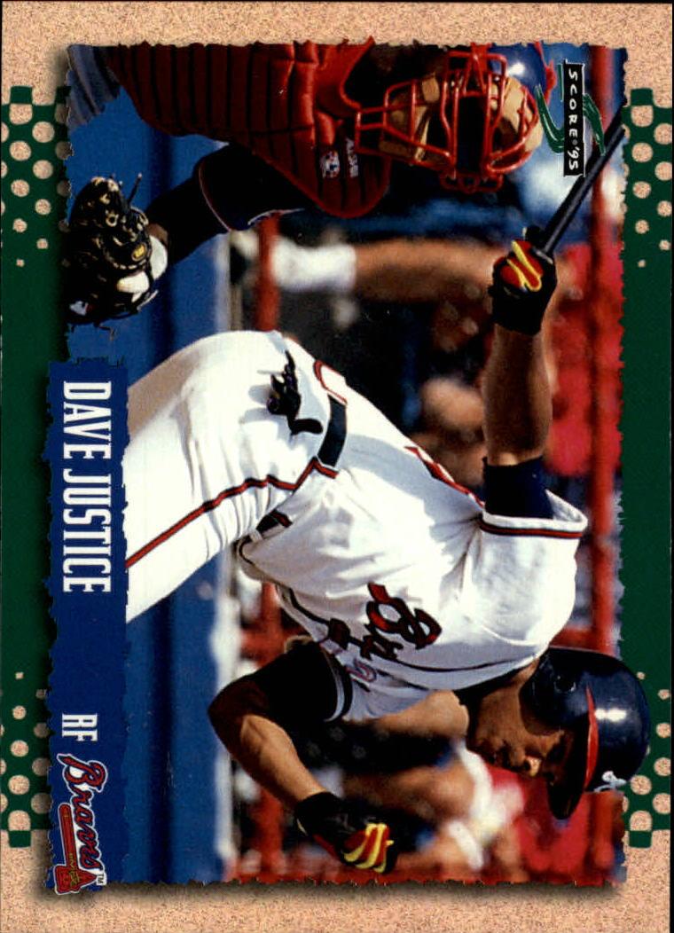 1995 Score #271 David Justice