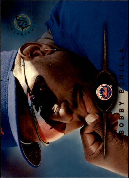 1995 Stadium Club #118 Bobby Bonilla