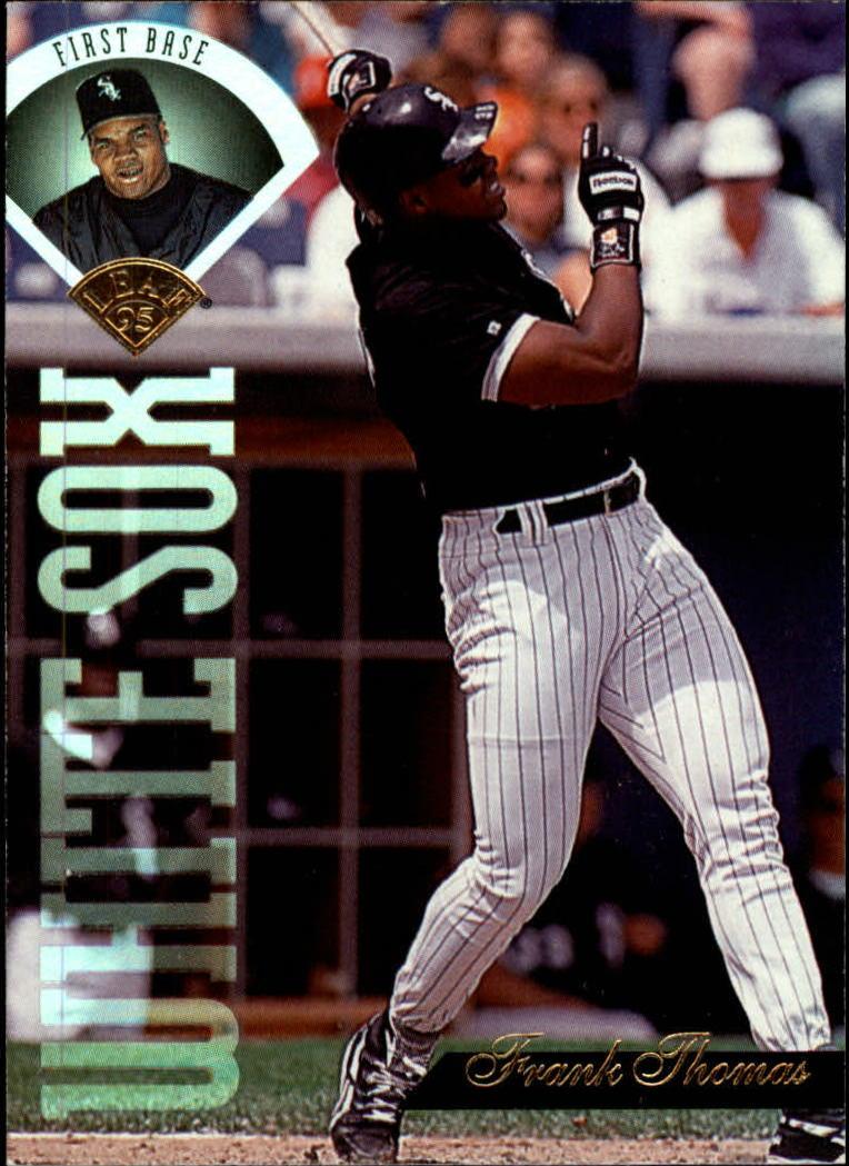 Buy 1995 Leaf Sports Cards Online Baseball Card Value Checklist