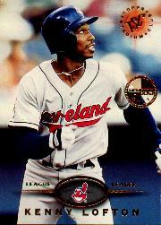 1995 Stadium Club Members Only Parallel #470 Kenny Lofton