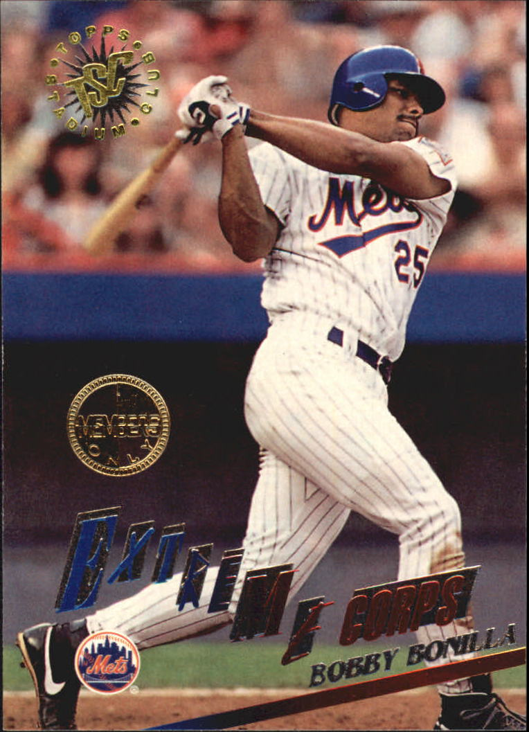 1995 Stadium Club Members Only Parallel #504 Bobby Bonilla EC