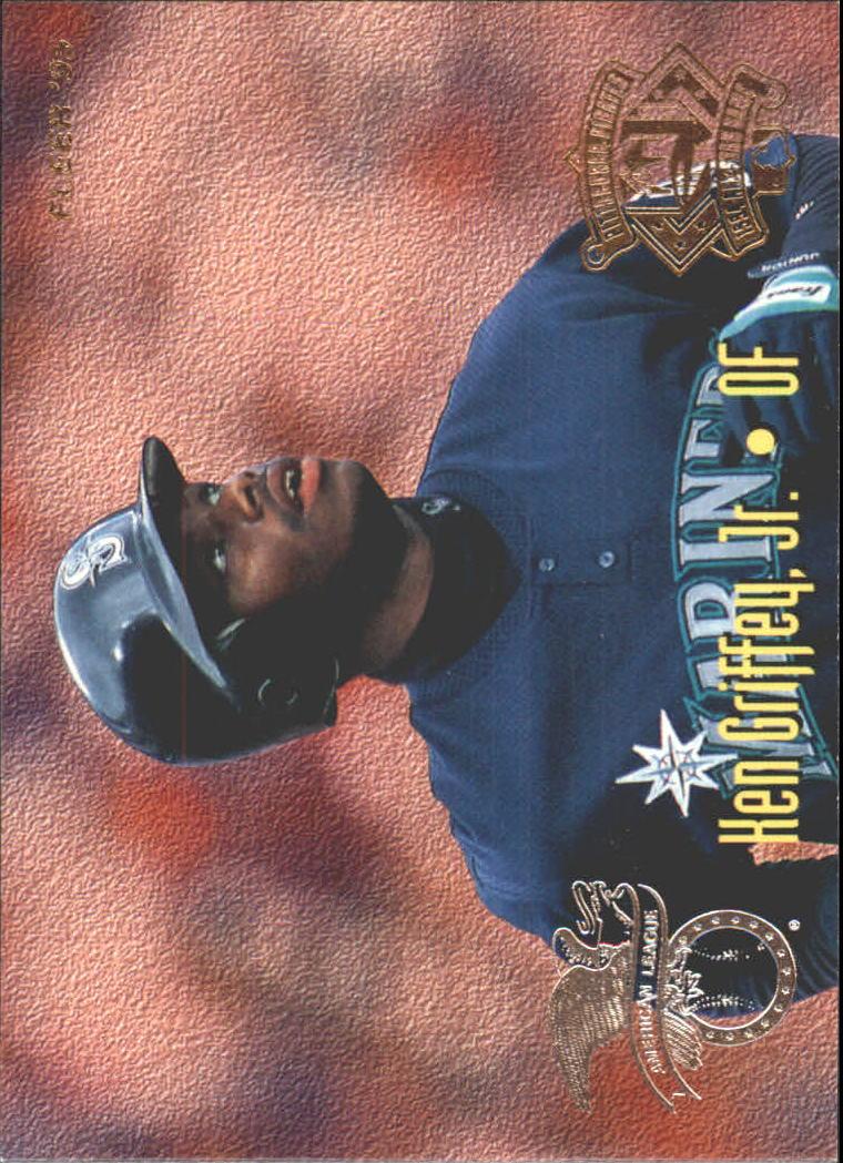 1995 Fleer All-Stars #7 K.Griffey/T.Gwynn