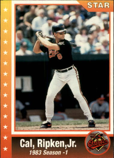 Buy 1995 Star Ripken 80 Sports Cards Online | Baseball Card