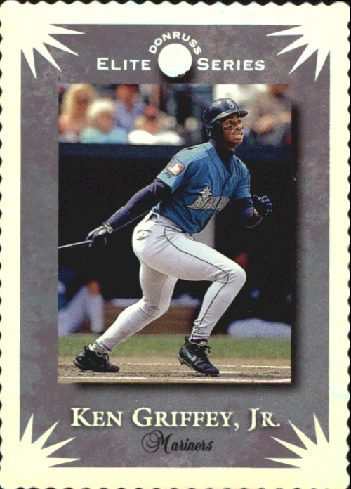 1995 Donruss Elite #54 Ken Griffey Jr.