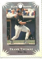 1995 Donruss Elite #55 Frank Thomas