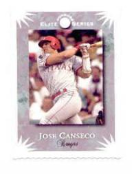 1995 Donruss Elite #59 Jose Canseco