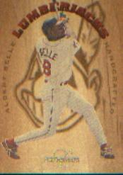 1995 Leaf Limited Lumberjacks #1 Albert Belle