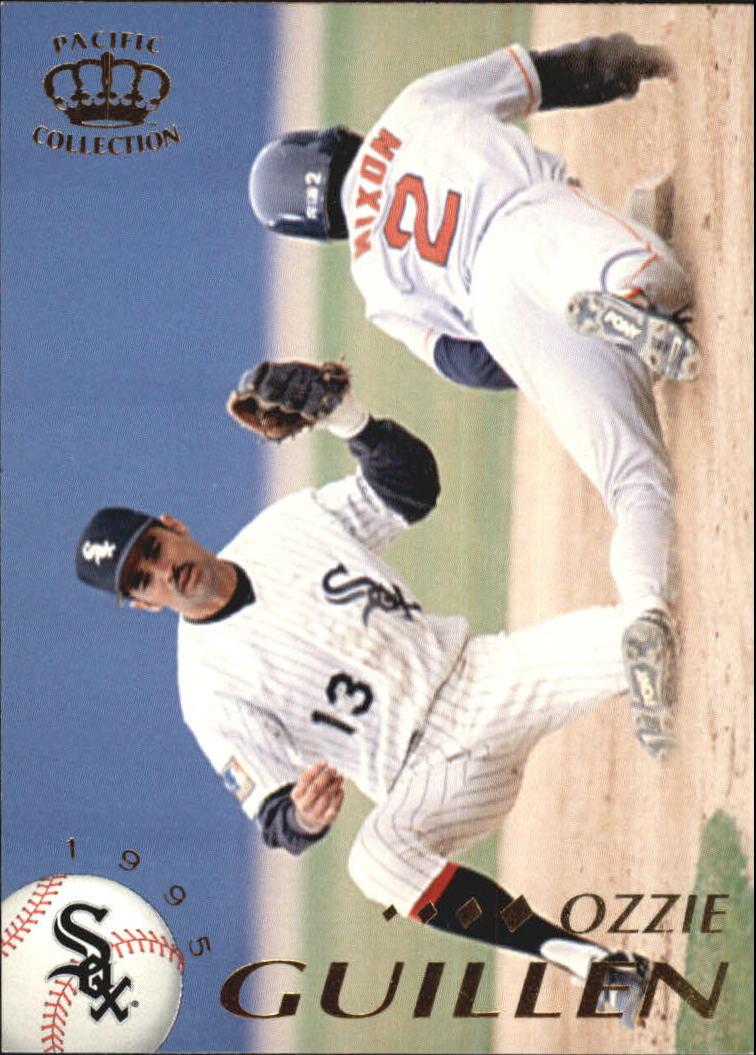 1995 Pacific #88 Ozzie Guillen
