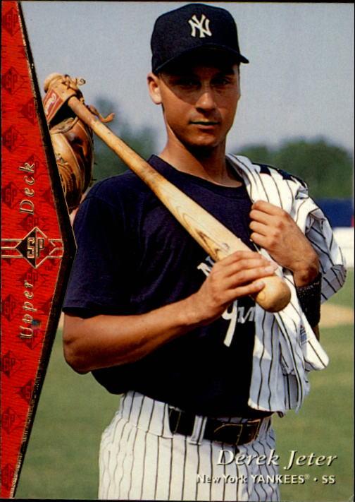 1995 SP #181 Derek Jeter