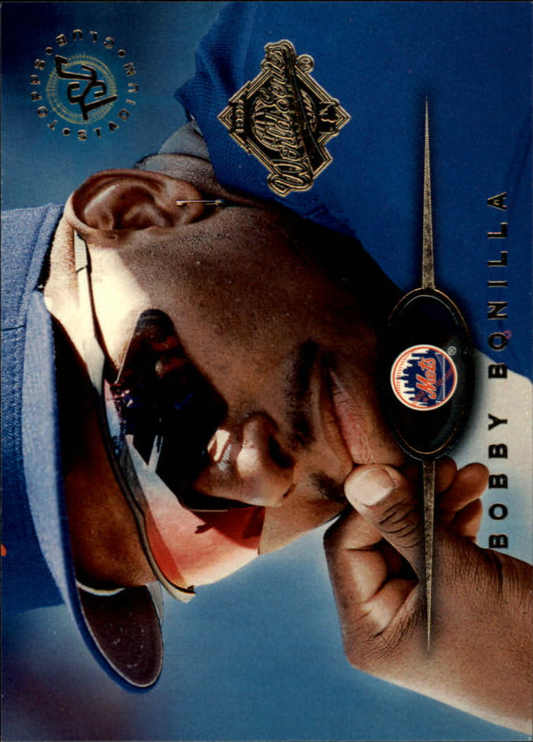 1995 Stadium Club Super Team World Series #118 Bobby Bonilla